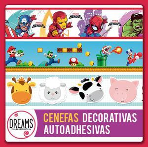 Cenefas infantiles sticker s vinilos posot class - Cenefas decorativas infantiles ...