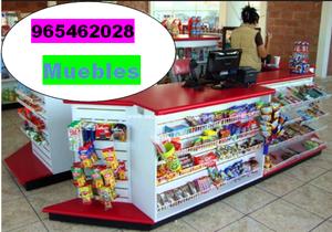 Vitrinas y mostradores para Minimarket
