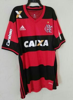 Camiseta Flamengo De Brasil  S M L Xl
