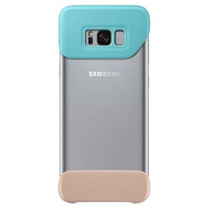Estuche Samsung Galaxy S8 Pop Cover Marron Verde Mg955cmegww