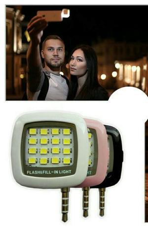 Flash Selfie Recargable