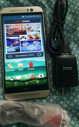HTC ONE M9 con ACCESORIOS ORIGINALES, imei original