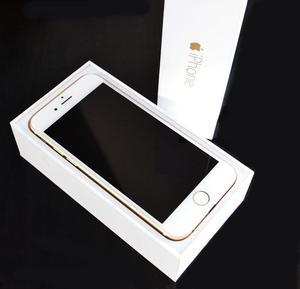 Iphone 6 64gb Oro Gold 4g Lte Apple Libre En Caja Nuevo