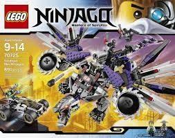 Lego Ninjago  - Nindroid Mech Dragon