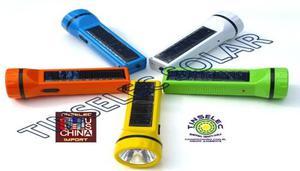 Linterna Electro / Solar