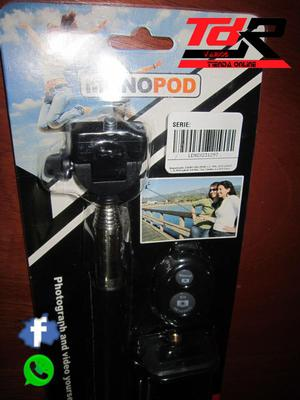 Monopod Selfie con Control Remoto Bluetooth Universal