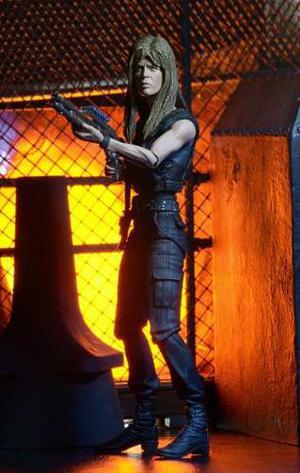 Muñeco Figura De Accion Sarah Connor Saga Terminator