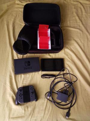 Nintendo Switch con 2 Juegos