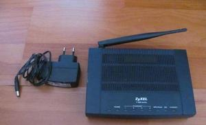 Router Zyxel p 600 series