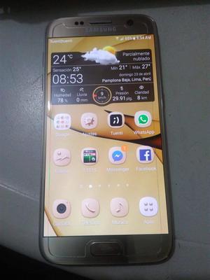 Samsung Galaxy S7 32gb libre estado 9.5 de 10 A