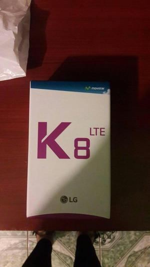 Se Vende Lg K8 Nuevo en Caja