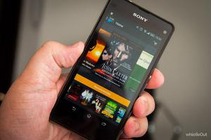 Vendo Sony Xperia Z1 Compact 4G LTE Bitel,Camara de