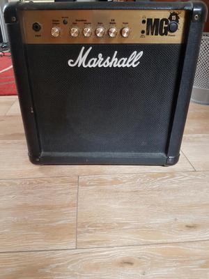Amplificador Marshall Guitarra Eléctrica
