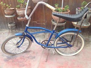 Bicicleta Antigua Spyder