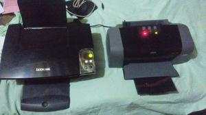 Impresora Multifuncional Lexmark Y Epson C67