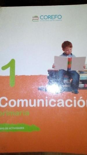 Libros Comunicacion Corefo 1 Grado