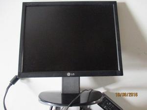 Monitor Lcd 15 Lg - Usado