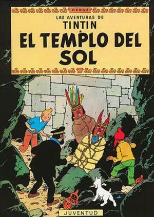 Tintin en El Templo Del Sol