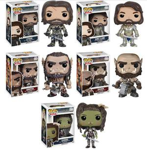 Warcraft Colección Completa Funko Pop