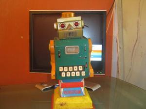 Antiguo Robot Japan