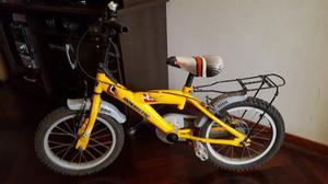 Bicicleta Niño Monark