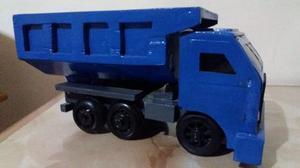 Camioncito De Madera Para Niños (juguete)