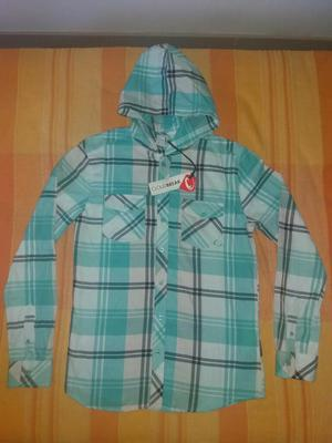 Camisa Capucha Cloudbreak Nueva Talla S