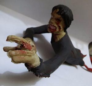 Estatua 1/6 Zombie -walking Dead - Resident Evil