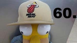 Gorra Adidas Miami Heat