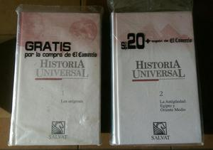 Ramato Enciclopedia Historia Universal Salvat 20 Tomos