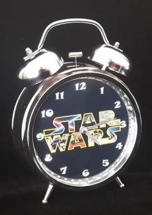 Reloj Despertador Estilo Vintage Star Wars Retro Oferta
