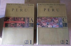 Remato Enciclopedia Ilustrada del Peru 6 Tomos