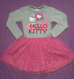 Vestidos Hello Kitty Y Barbie