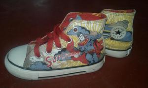 Zapatillas Converse All Star Superman