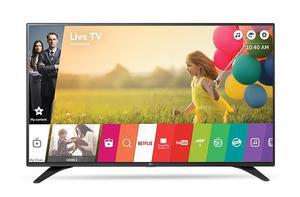 vendo tv lg de 49 pantalla rota 3 meses de uso como repuesto