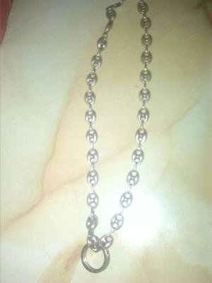 Cadena y anillo de plata 925 lurin