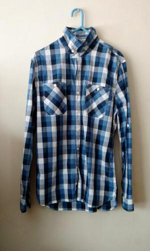 Camisa Levis Original Manga Larga Slim Fit Nuevo
