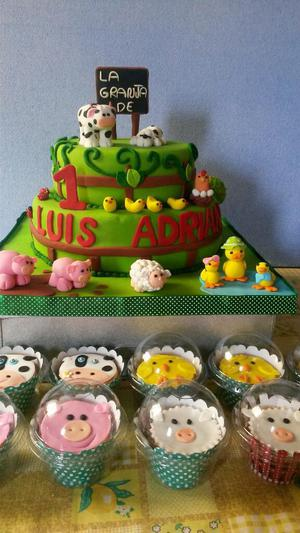 Cupcakes Y Tortas Tematicas