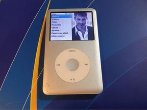 Ipod Classic 7g De 80gb Apple