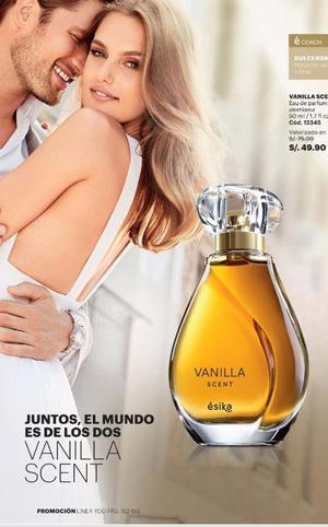 Perfume para Mujer Esika