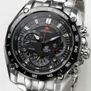 Reloj Casio Edifice Red Bull Edicion Limitada