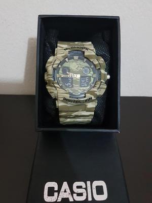 Reloj Casio GShock Camuflado Nuevo C/Caja