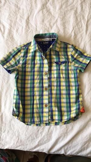 Vendo Camisa Marca Baker Talla 6-12M