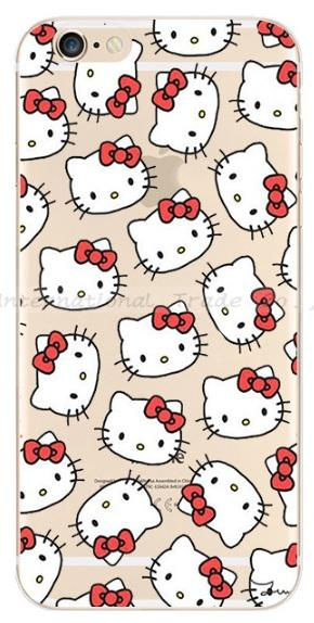 CASE iphone 6plus HELLO KITTY PROTECTOR CARCASA remate