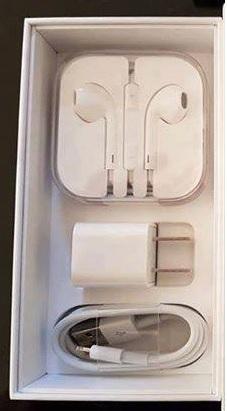 Caja y Accesorios Nuevos De iPhone