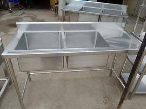 Lavadero fregadero de acero inoxidable calidad 304 posot for Lavadero de acero inoxidable