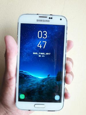 Samsung Galaxy S5 Original Blanco