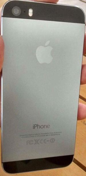 iPhone 5S 16 Gb vendo o cambio