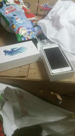 iPhone 6 S Plus de 128 Gb Libre