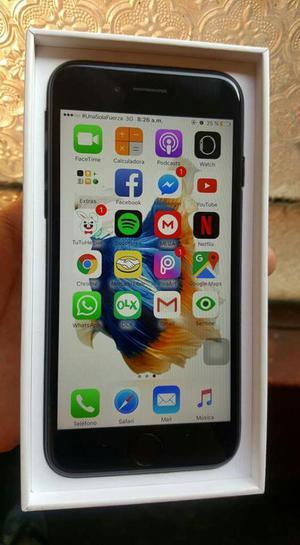 iPhone 7 Black 32gb Libre en Caja Cambio